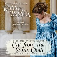Cover image for Cut from the same cloth