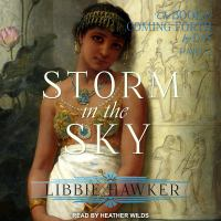 Cover image for Storm in the sky