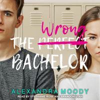 Cover image for The wrong bachelor