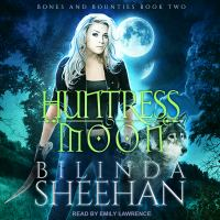 Cover image for Huntress moon