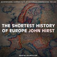 Cover image for The shortest history of Europe