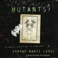 Imagen de portada para Mutants on genetic variety and the human body