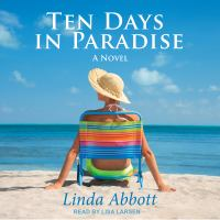 Cover image for Ten days in paradise a novel