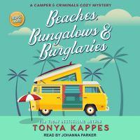 Cover image for Beaches, bungalows & burglaries