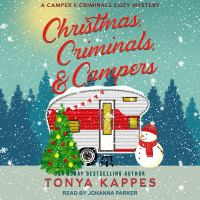 Cover image for Christmas, criminals, & campers