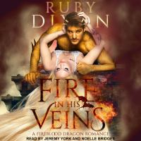 Cover image for Fire in his veins