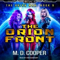 Cover image for The orion front