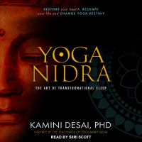 Cover image for Yoga nidra the art of transformational sleep
