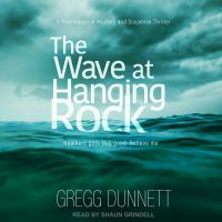 Cover image for The wave at hanging rock