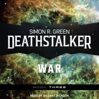 Cover image for Deathstalker war