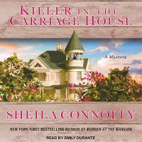 Cover image for Killer in the carriage house