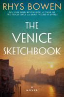 Imagen de portada para The Venice sketchbook : a novel