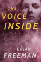 Cover image for The voice inside. bk. 2 : Frost Easton mystery series