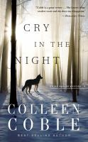 Cover image for Cry in the night. bk. 5 [sound recording CD] : Rock Harbor mystery series