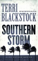 Cover image for Southern storm. bk. 2 [sound recording CD] : Cape Refuge series