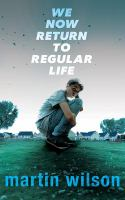 Cover image for We now return to regular life [sound recording CD] : a novel