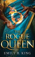 Cover image for The rogue queen. bk. 3 [sound recording CD] : Hundredth Queen series