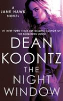 Imagen de portada para The night window. bk. 5 [sound recording CD] : Jane Hawk series