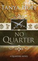 Cover image for No quarter. bk. 3 [sound recording CD] : Quarter series