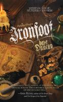 Cover image for Ironfoot. bk. 1 [sound recording CD] : Enchanter general series