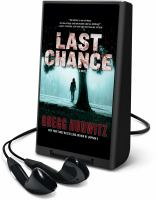 Cover image for Last chance. bk. 2 [Playaway] : Rains brothers series