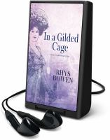 Cover image for In a gilded cage. bk. 8 [Playaway] : Molly Murphy series