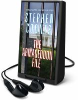 Cover image for The Armageddon file [Playaway]
