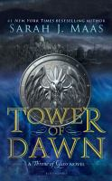 Cover image for Tower of dawn. bk. 6 [sound recording CD] : Throne of glass series