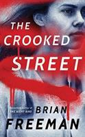 Cover image for The crooked street. bk. 3 [sound recording CD] : Frost Easton mystery series