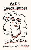 Imagen de portada para Myra Breckinridge [sound recording CD] : a novel