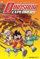Cover image for Dinosaur explorers. Vol. 1 [graphic novel] : Prehistoric pioneers
