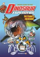 Cover image for Dinosaur explorers. Vol. 2 [graphic novel] : Puttering in the Paleozoic