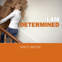 Cover image for I am determined