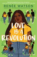 Imagen de portada para Love is a revolution