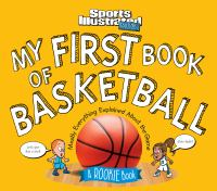 Cover image for My first book of basketball