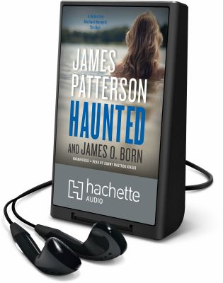 Cover image for Haunted. bk. 10 [Playaway] : Michael Bennett series