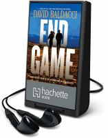 Cover image for End game. bk. 3 [Playaway] : Will Robie series