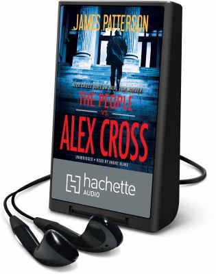 Cover image for The people vs. Alex Cross. bk. 23 [Playaway] : Alex Cross series