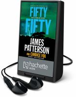 Cover image for Fifty fifty. bk. 2 [Playaway] : Detective Harriet Blue series