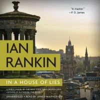 Cover image for In a house of lies. bk. 22 [sound recording CD] : Inspector Rebus series