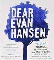 Cover image for Dear Evan Hansen [sound recording CD] : the novel