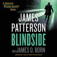 Cover image for Blindside. bk. 12 [sound recording CD] : Michael Bennett series