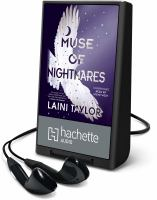 Cover image for Muse of nightmares. bk. 2 [Playaway] : Strange the dreamer series