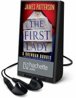 Cover image for The First Lady [Playaway]
