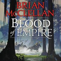 Cover image for Blood of empire. bk. 3 [sound recording CD] : Gods of blood and powder series