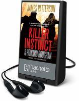 Imagen de portada para Killer instinct. bk. 2 [Playaway] : Instinct series