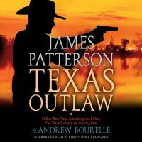 Cover image for Texas outlaw. bk. 2 [sound recording CD] : Rory Yates series