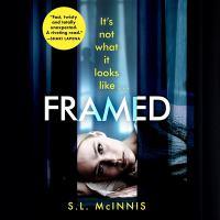 Imagen de portada para Framed [sound recording CD] : a thriller