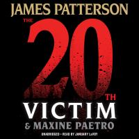Imagen de portada para The 20th victim. bk. 20 [sound recording CD] : Women's murder club series