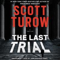Imagen de portada para The last trial. bk. 11 [sound recording CD] : Kindle County series